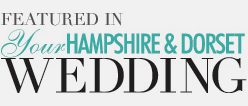 Featured in Your Hampshire & Dorset Wedding