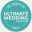 As Seen In Ultimate Wedding Magazine